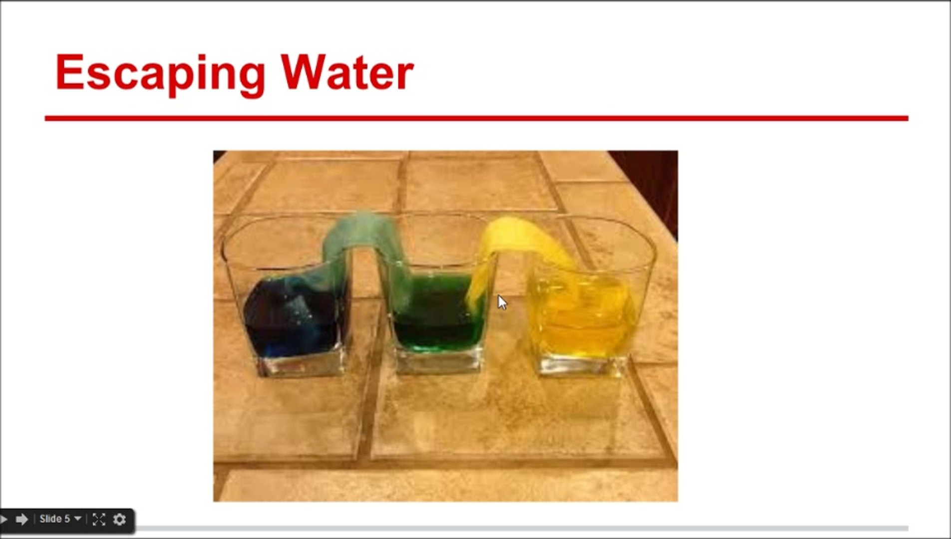 Learning Science by Home fun activities for kids