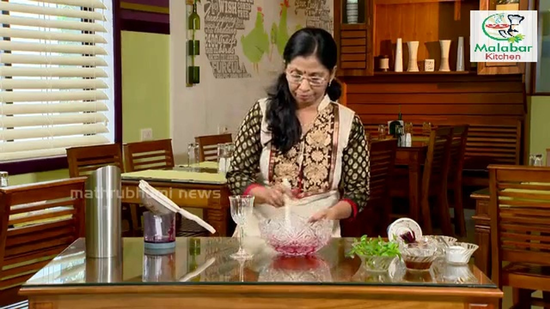 Cool beet - Malayalam Recipe - Malabar Kitchen