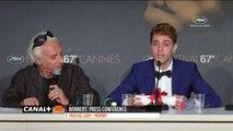Conférence de presse - Prix du Jury - Mommy