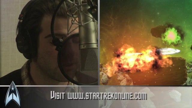 Star Trek Online Zachary Quinto Trailer