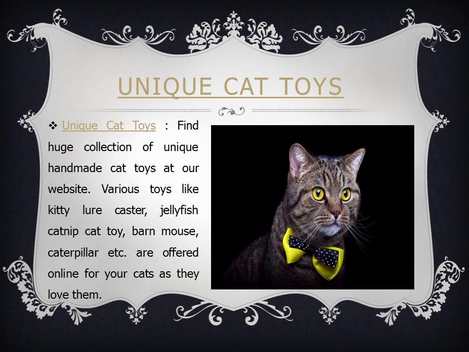 Unique Dog Toys