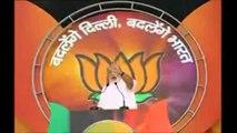 --Must Watch--Narendra Modi-- Warns --Pakistan PM Nawaz Sharif and NDTV Journalist Barkha Dutt--