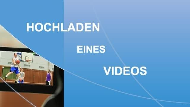 NRWsportTV Videos hochladen