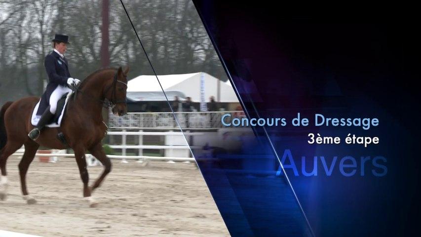 Grand National de Dressage 2014 - étape n°3 à Auvers