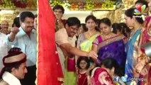 Celebrities At Sivaji Raja Daughter`s Marriage