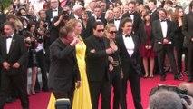 VIDÉO - Festival de Cannes 2014 : Kristen Stewart, Catherine Deneuve et Uma Thurman sur le tapis rouge