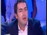 Cédric Ben Abdallah, dans le bocal