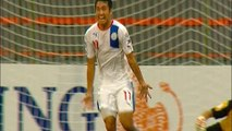 Reichelt in Asia fa un gol alla Klose