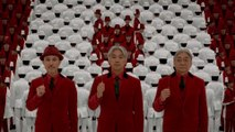 00095 #glico #pocky #yellow magic orchestra #food #cool - Komasharu - Japanese Commercial