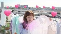 00032 #kao #new beads #miki fujimoto #morning musume #household cleaners #jpop - Komasharu - Japanese Commercial