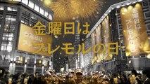 00039 #suntory #the premium malt's #beverages - Komasharu - Japanese Commercial
