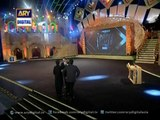 Founder & President ARY Digital Network Salman Iqbal On The Stage ARY Film Awards - 24th May 2014