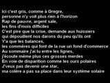 Niro   Rap de pauvre (Paroles / Lyrics)