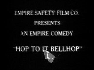 Hop To It Bellhop