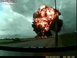 Plane crash very Dangerous video