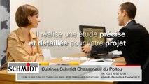Aménagement cuisines cuisinistes Poitiers meubles de cuisines équipées