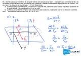 La intensidad y el sentido de la corriente en dos hilos conductores Selectividad