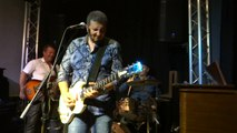 MICHEL DESNOS PRESENTE GAS BLUES BAND AND MANU BEER AU MELROSE CAFE AGDE 24 5 2014  PART 2