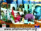 Farooq Sattar on MQM Rally to express solidarity with Mr Altaf Hussain