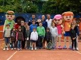 Galaxie tennis, le nouveau programme pour les moins de 12 ans