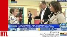 VIDÉO - Élections européennes : François Hollande et responsables politiques ont voté