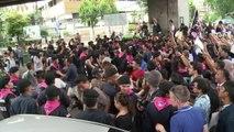 Thaïlande: manifestation anti-putsch à Bangkok