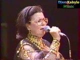 "CHERIFA ""Alah alah"" (Live)1990"