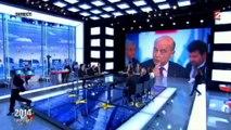 Jean-Luc Mélenchon quitte le plateau de France 2, visiblement excédé