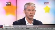 La colère de Franck Riester face à Olivier Faure sur le plateau de LCPAN - Public Sénat