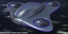 La voiture volante ? Une utopie concrète !