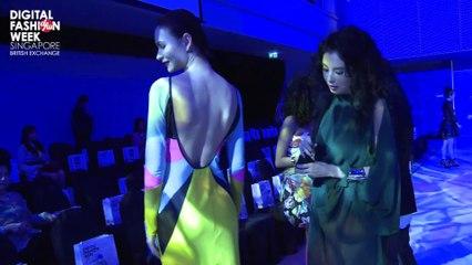 Day 2 Highlights Digital Fashion Week Singapore