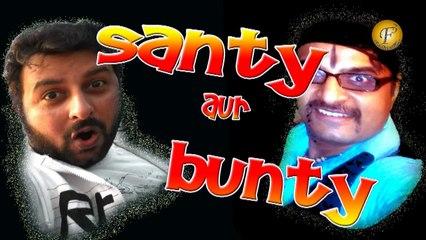 SANTY BUNTY - Moral of the Kids Story