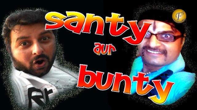 SANTY BUNTY - MODEL
