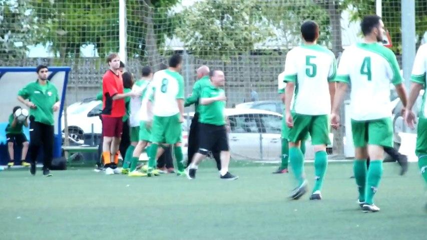 UE Balàfia 6 - 0 CF Castelldans (3ra catalana)