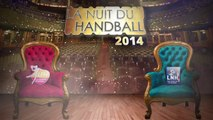 Alexandra Lacrabère élue meilleure arrière droite (Nuit du Handball 2014)
