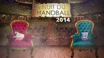 Stine Oftedal élue meilleure demi-centre (Nuit du Handball 2014)