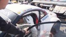 Alex Zanardi Race Documentation Blancpain Sprint Series Brands Hatch 2014 - Race