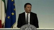 Renzi: Il voto non era un referendum sul governo o su di me