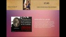 Cercle philosophique Clio, conférences Nice, Laïcité, Liberté, conscience