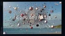00183 kddi au sony ericsson cyber-shot keiko kitagawa mobile phones - Komasharu - Japanese Commercial