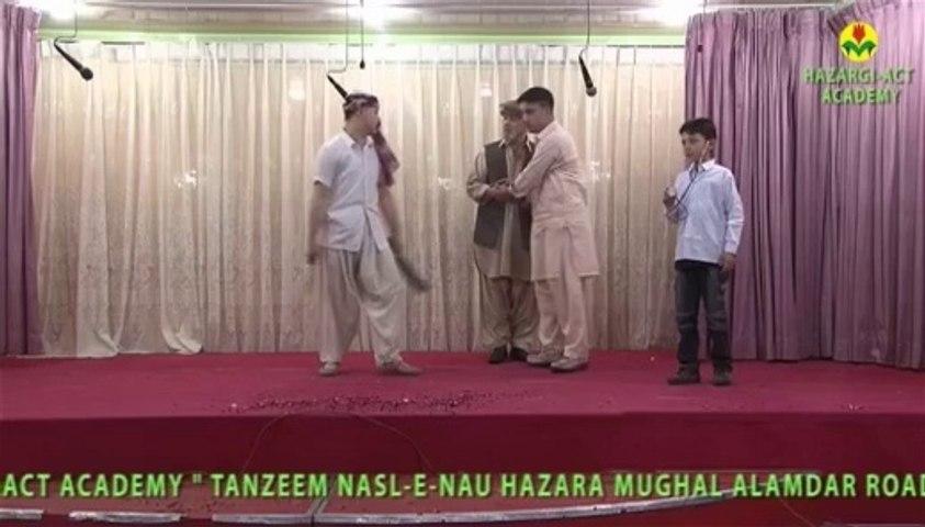 Tanzeem hazaragi Academy Drama Qurbani Part 2