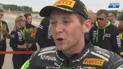 Championnat de France Superbike / Supersport -- 2e manche à Nogaro : jour 1