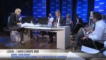 Gilbert Collard et Daniel Cohn-Bendit confrontent leur vision de l'Europe