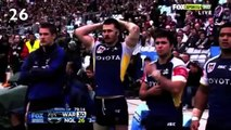 Top 35 - Most Dramatic Tries Ever (With Commentary)
