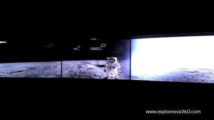 ExplorNova 360° - Interactive tour of the Universe