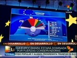 España: PP y PSOE pierden escaños en Parlamento Europeo
