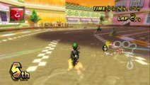 Mario Kart Wii, l'arrivée des motos