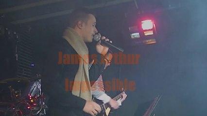 Anthracite cover Impossible James Arthur @ orchestre variété 0324332310