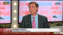 Bernard Monot, économiste du Front national, dans Le Grand Journal - 26/05 3/4