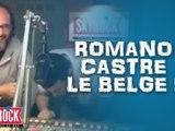 Quand Romano castre Cédric Le Belge